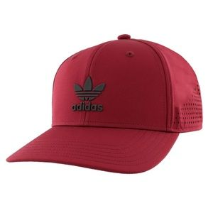 NWT! adidas Originals Tech Mesh Men's Snapback Hat